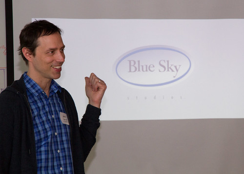 Michael Reed of Blue Sky Studios