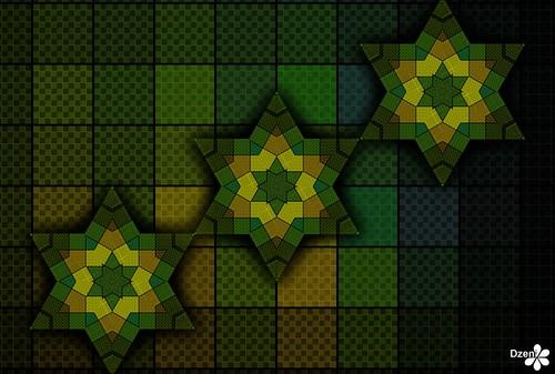 Squared Stars