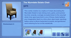 The Wynndale Estate Chair