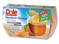 Dole Fruit Parfaits Coupon