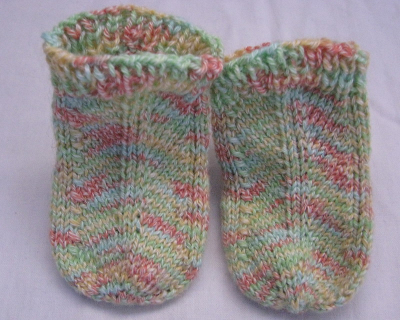 Baby socks 1