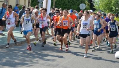 Nejstarší závod v Čechách byl s účastí 101 běžců