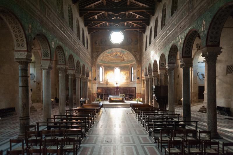 Cattedrale di San Secondiano, Chiusi (SI)