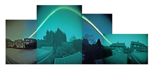 360 Degree Patched Solargraph