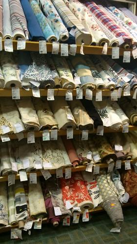 06 C & H Fabrics Shop, Brighton