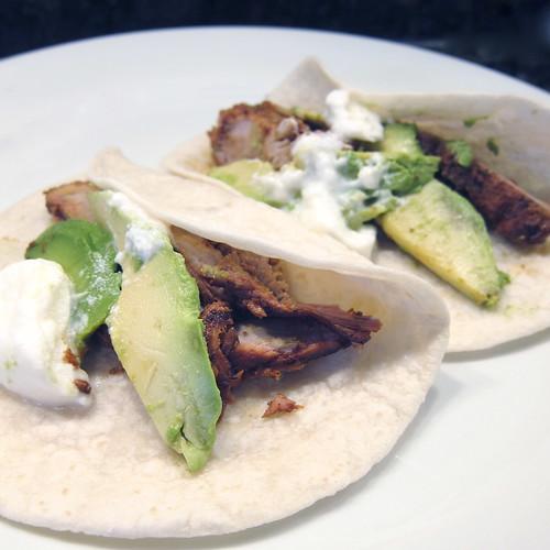 Smokey Pork Tacos