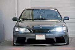 automobile, automotive exterior, wheel, vehicle, automotive design, sports sedan, lexus, second generation lexus is, bumper, land vehicle,