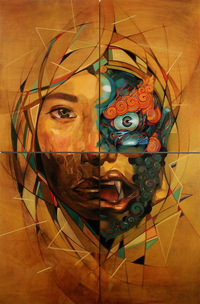 """Herukas"" by Sam Rodriguez"