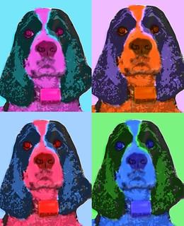 Warhol Tux