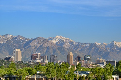 Salt Lake City, May 2012