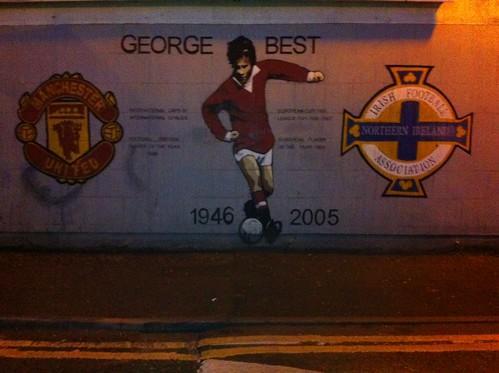 George Best, Working Class Hero