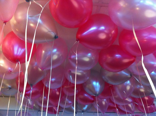 Heliumballonnen van der Valk Ridderkerk