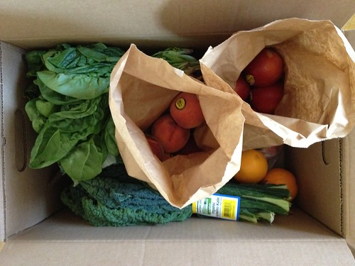 full circle produce box