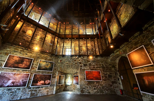 pictures windows light tower castle stone wall lens wooden gallery doors angle fort curtain paintings wide perspective sigma exhibition spotlight ljubljana streams rays walls 8mm fortress wacky ultra hdr battlement gangway rectilinear loophole arrowslit ljubljanskigrad