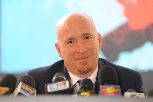 Calcio, Catania: Guardiamo avanti!$