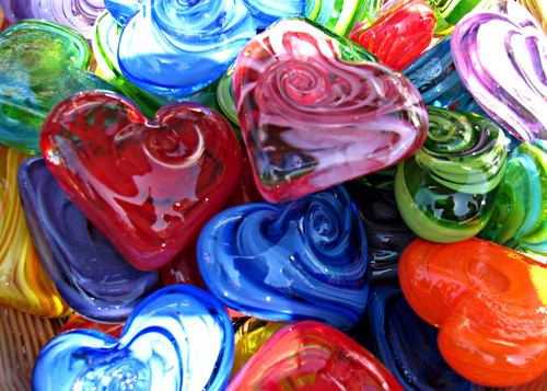 05-13-12 Glass Hearts by roswellsgirl