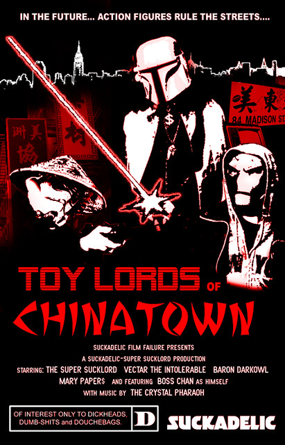 TOY LORDS 3 POSTER