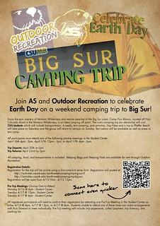 AS & Outdoor Rec Big Sur 2012