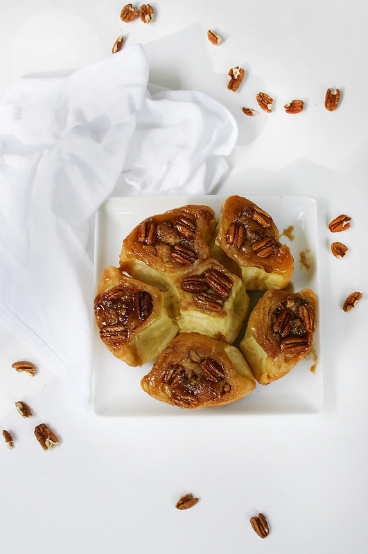 sticky buns light birds eye