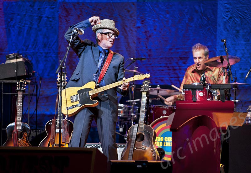Elvis Costello & The Imposters@ Birmingham