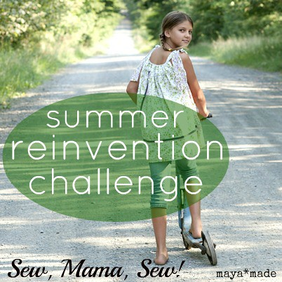 summer reinvention challenge!