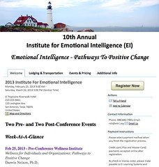 Website for 10th Annual EI Institute
