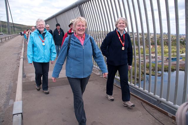 Erskine Bridge Cross 2012
