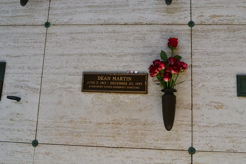 Dean Martin - Member of the Rat Pack by lucindalunacy