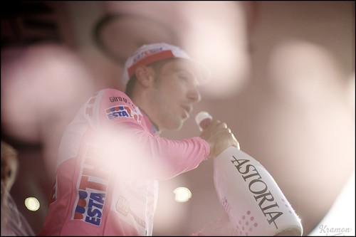 Joaquim Rodriguez in pink