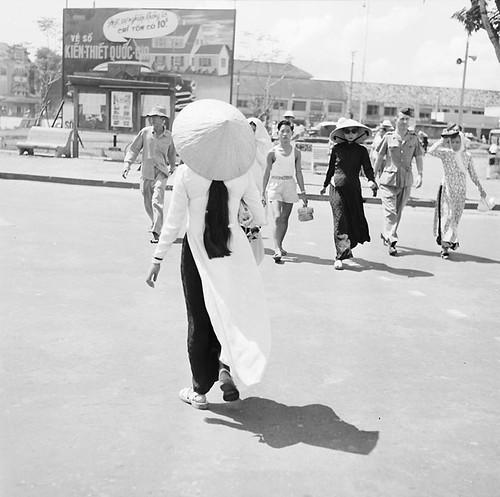 La vie quotidienne à Saïgon. Cuộc sống hàng ngày ở Sài Gòn. 1950