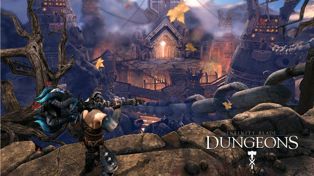 Infinity Blade: Dungeons para iOS pronto - iPhone iPad