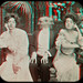 Trying to please both, this is the result. 1906.  anaglyph 3D by depthandtime