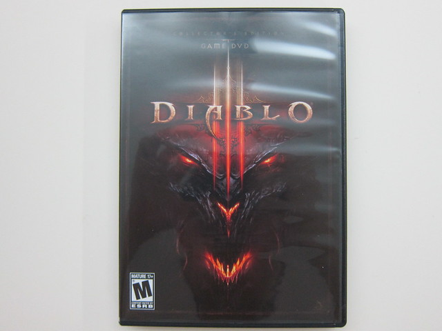 Diablo III: Collector's Edition - Diablo III PC/Mac Game
