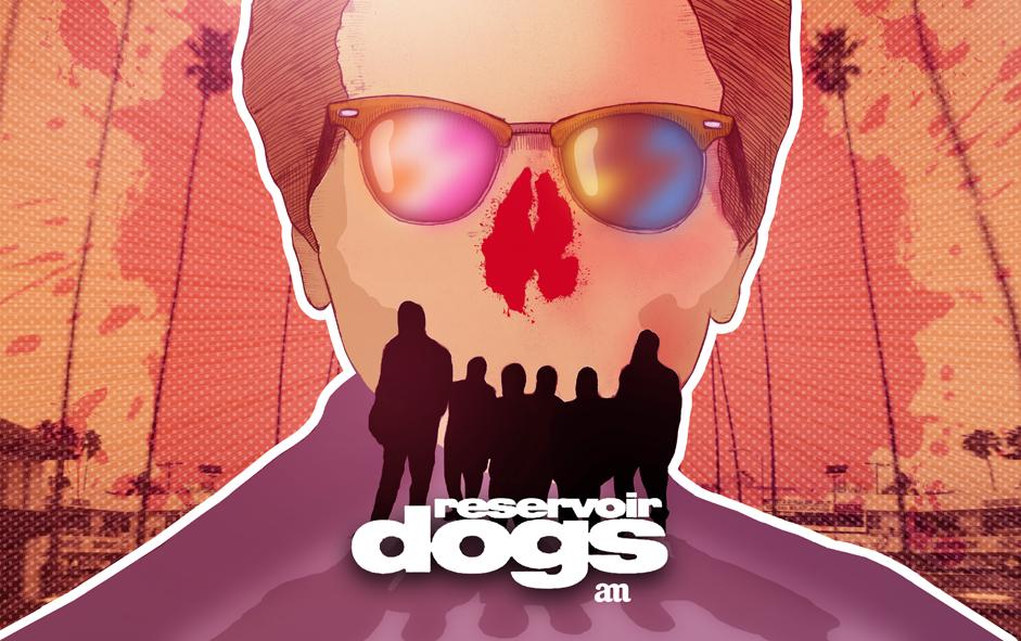 "Reservoir Dogs - ""Q.Tarantino"""
