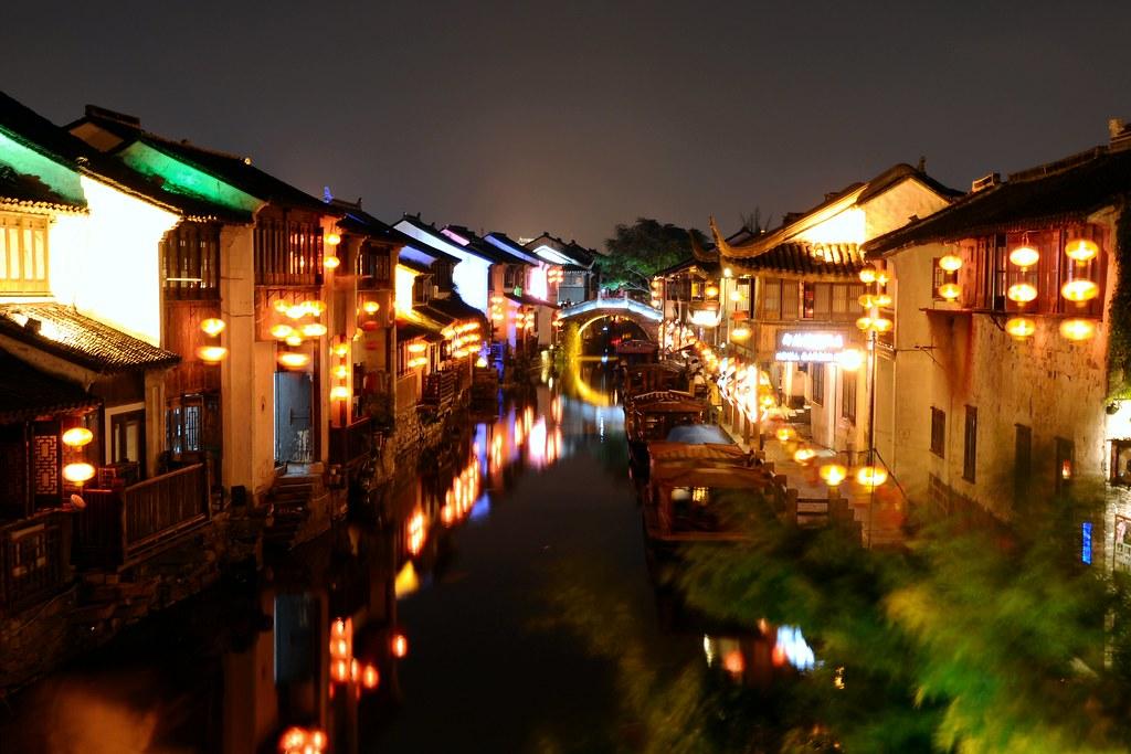 Shantang Street, Suzhou China