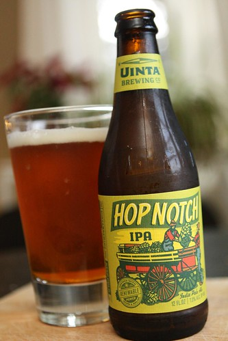 Uinta Brewing Company Hop Notch IPA