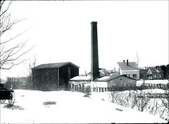 Unknown Mill Building in Keene New Hampshire