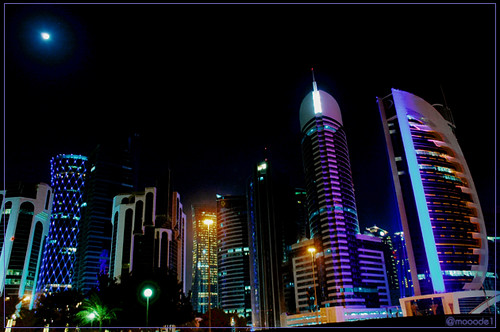 Night Qatar