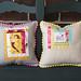 Heather Ross Pillows by Fresh Lemons : Faith