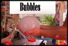 Bubbles and Recipes