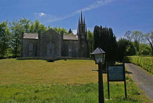 Newbliss Parish Church, County Monaghan (1841)