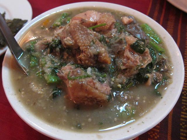 เอาะหลาม Laos Curry