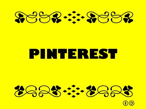 Buzzword Bingo: Pinterest