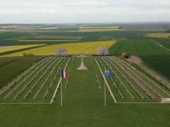 Australian WW1 memorial at Viller-Bretonneux (France 2012)