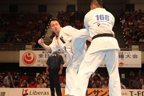 新極真会 第29回全日本ウエイト制空手道選手権大会