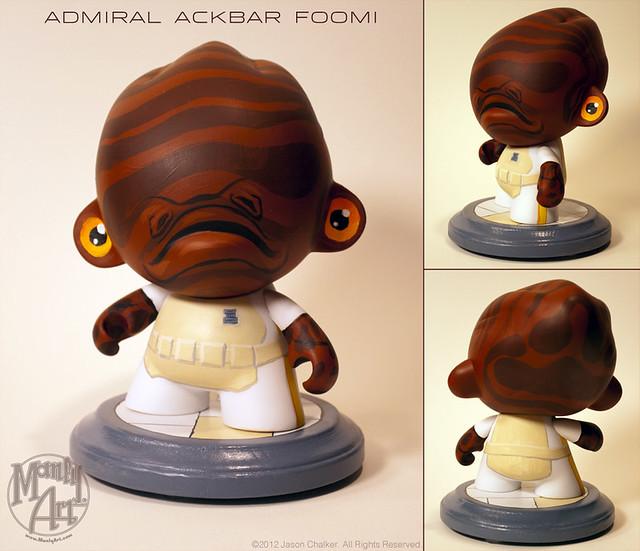 Admiral Ackbar Foomi