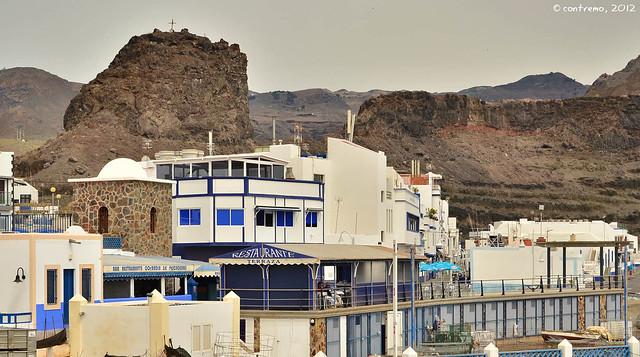 Restaurante de la Cofradía de Agaete (Gran Canaria, España)