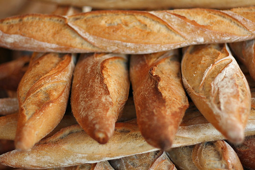 How to find a great baguette in paris for Article on french cuisine