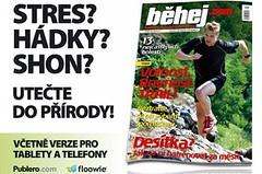 Nové Běhej.com o běžeckých zraněních a se sporttesterovým průvodcem