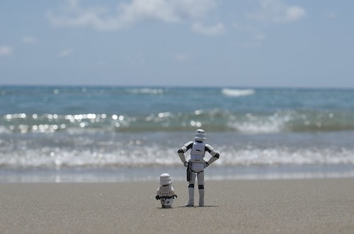 Do you think we'll find the droids?